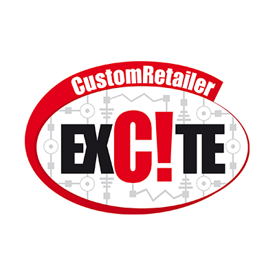 Image for product award - SoundFrame award: Excite CustomRetailer Award