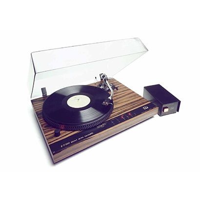 Image for blog post ET500 Direct Drive Turntable is released