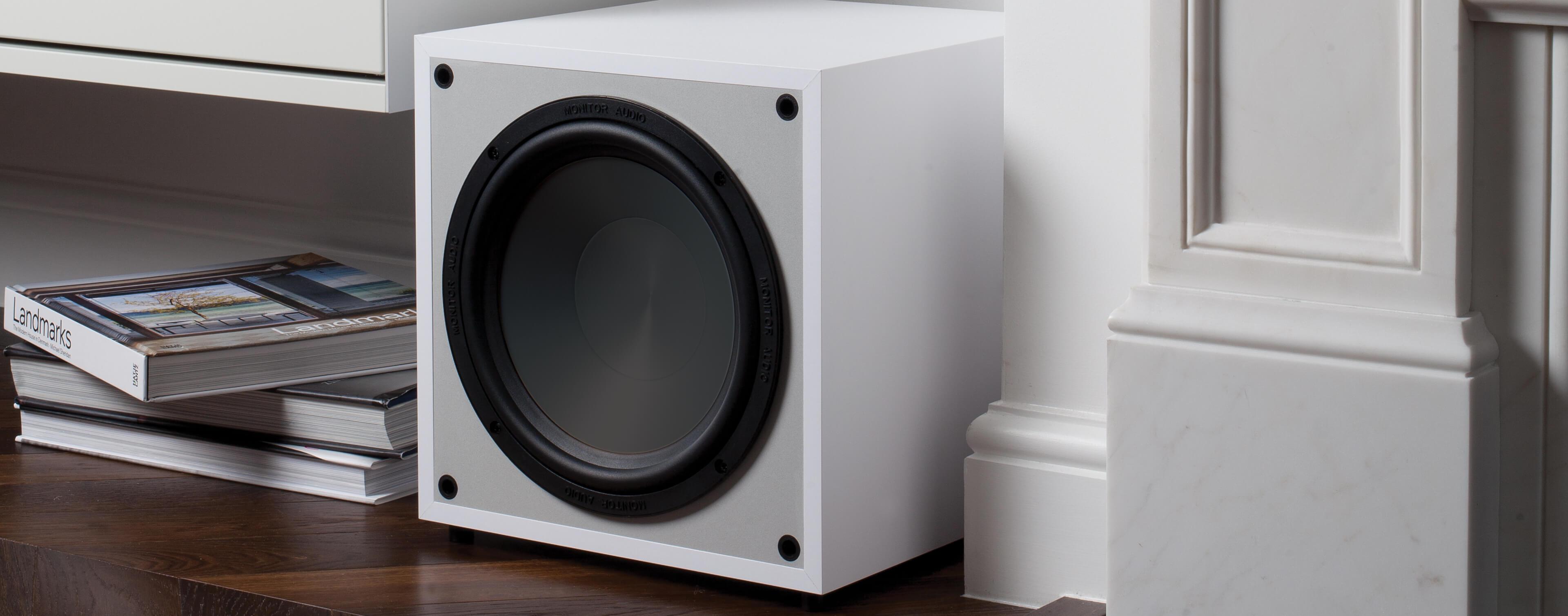 Monitor MRW-10   Subwoofer   Monitor Audio