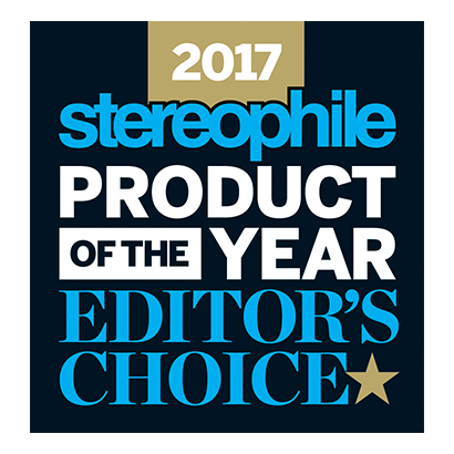 Image for product award - Platinum PL300 II award: Stereophile Product of the Year 2017