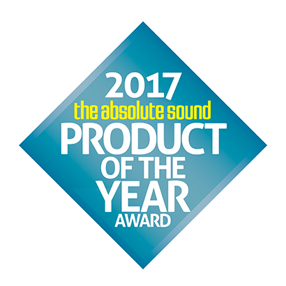 Image for product award - Silver 300 wins The Absolute Sound Product of the Year 2017