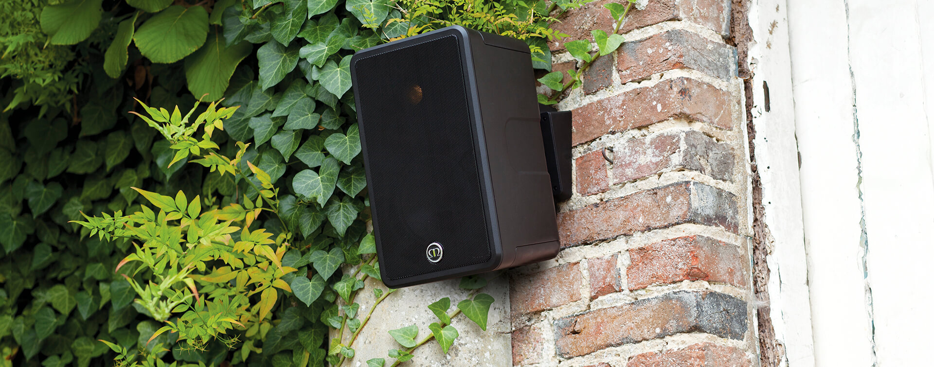 Monitor Audio Climate 50 Outdoor Speakers (pair) - ma climate 50 black wall2 1