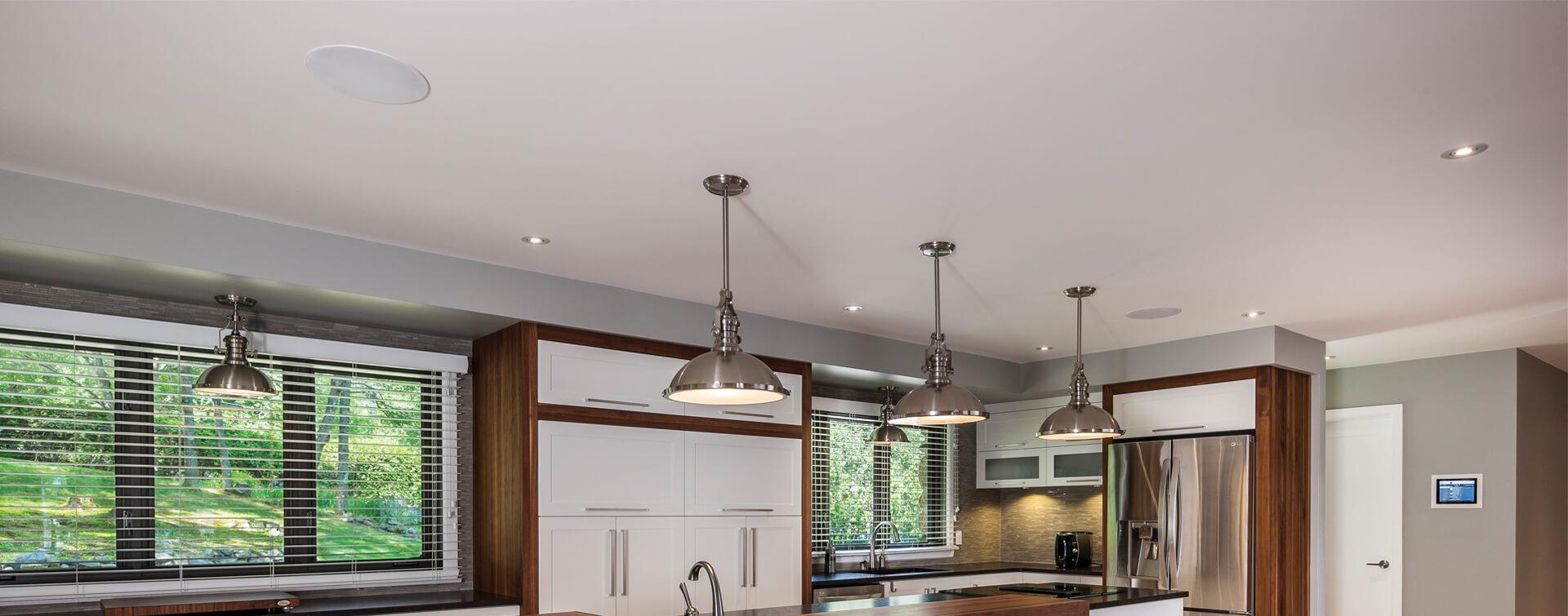 Monitor Audio CS140 In-Ceiling Speaker - slim lifestyle 1