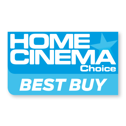 Image for product award - Silver 500 award: Home Cinema Choice 'Best Buy'