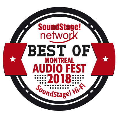 Image for product award - Studio award: SoundStage 'Best of Show'