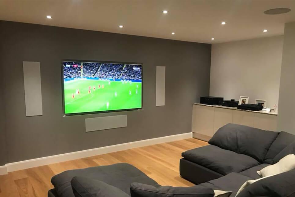 Installation | Smarter Home Cinema | Blog | Monitor Audio