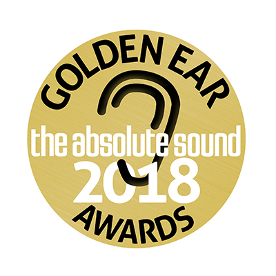 Image for product award - Silver 300 wins Golden Ear Award 2018