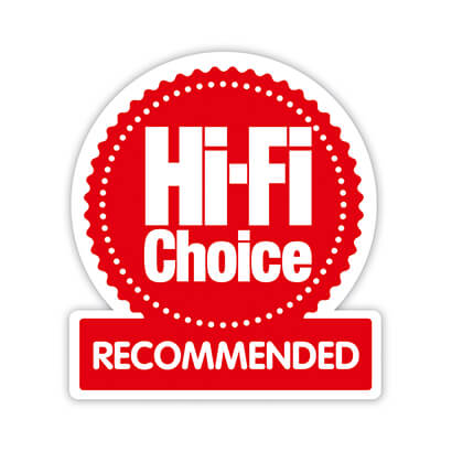 Image for product award - Monitor 50 review: Hi-Fi Choice 'Recommended'
