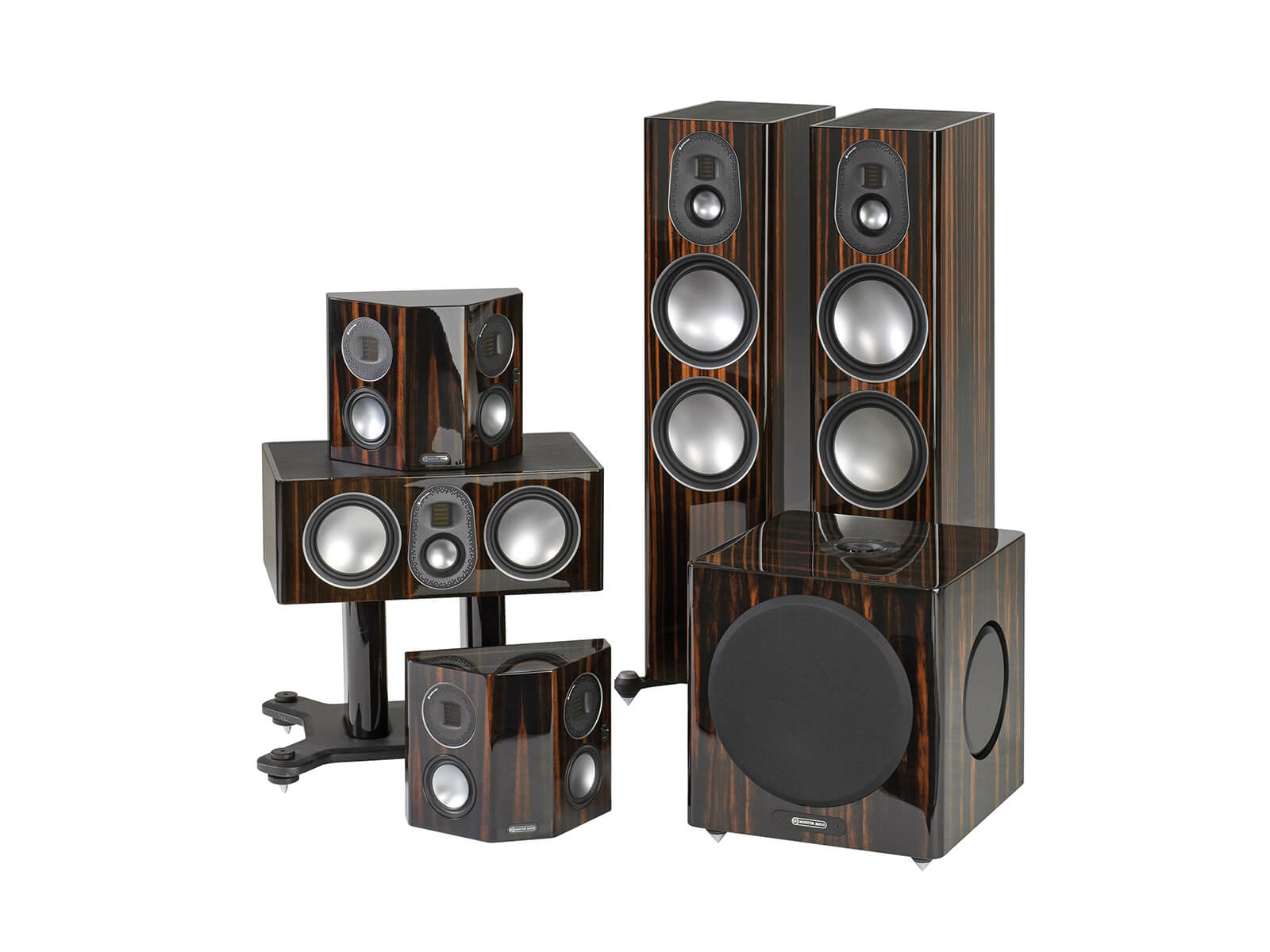 Speaker Systems  Hi-Fi  Monitor Audio