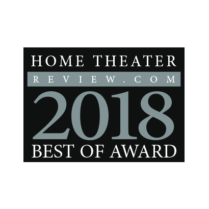 Image for product award - Silver 100 Award: Home Theater Review's Best of 2018