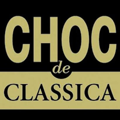 Image for product award - Studio wins Choc de Classica Award