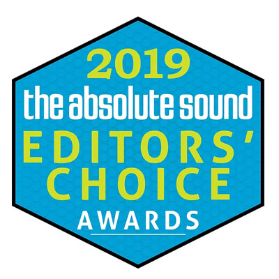 Image for product award - Studio and Silver 300 win TAS Editors Choice Awards 2019