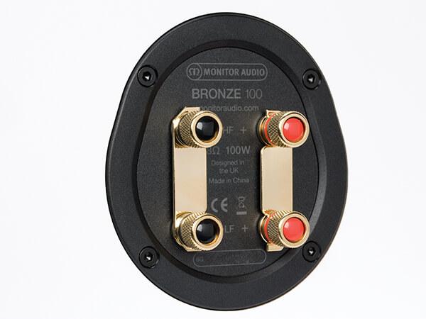 Rega io + Monitor Audio Bronze 100 6G Hi-Fi System Package Bronze-100-tech