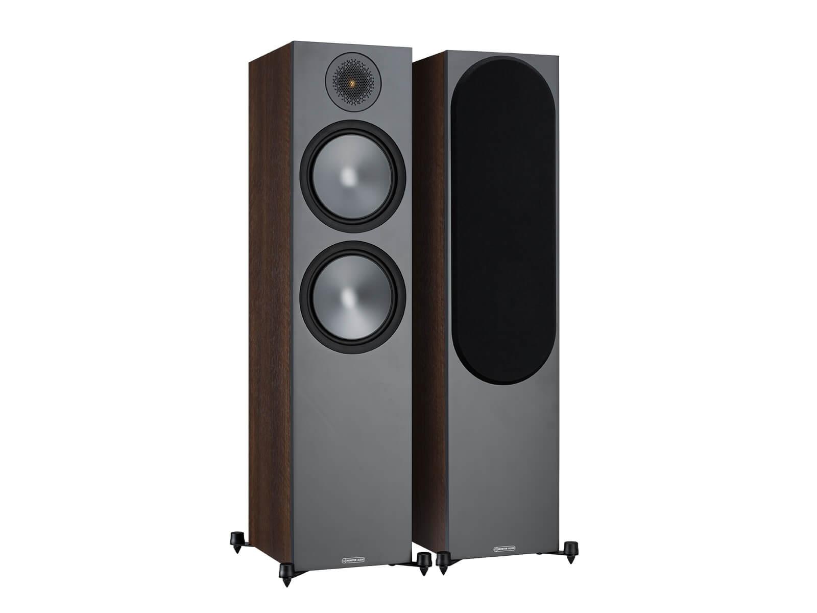 Bronze 500 | Floorstanding Speakers | Monitor Audio