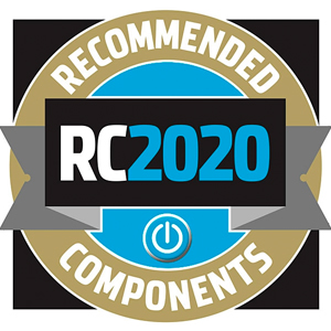 Image for product award - Stereophile Magazine's 2020 Recommended Components