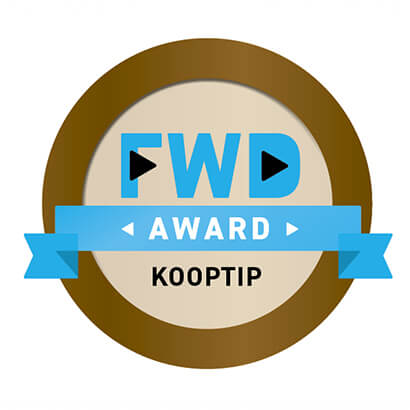 Image for product award - FWD Magazine gives Bronze 100 a 'best buy' award