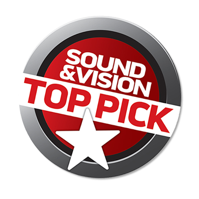 Image for product award - Bronze 200AV 5.1.2 achieves Sound & Vision's Top Pick award
