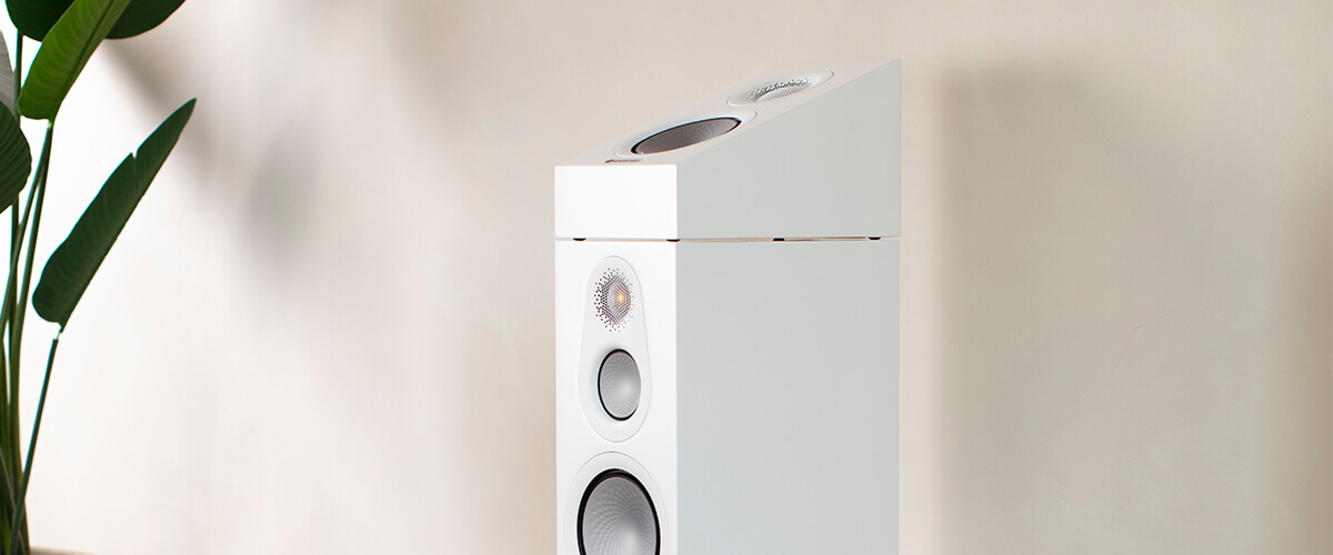 Monitor Audio Seilver Seris 7G Dolby Atmos