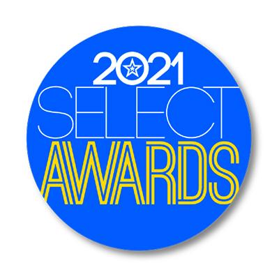 Image for product award - Sevenoaks SELECT 2021 Awards