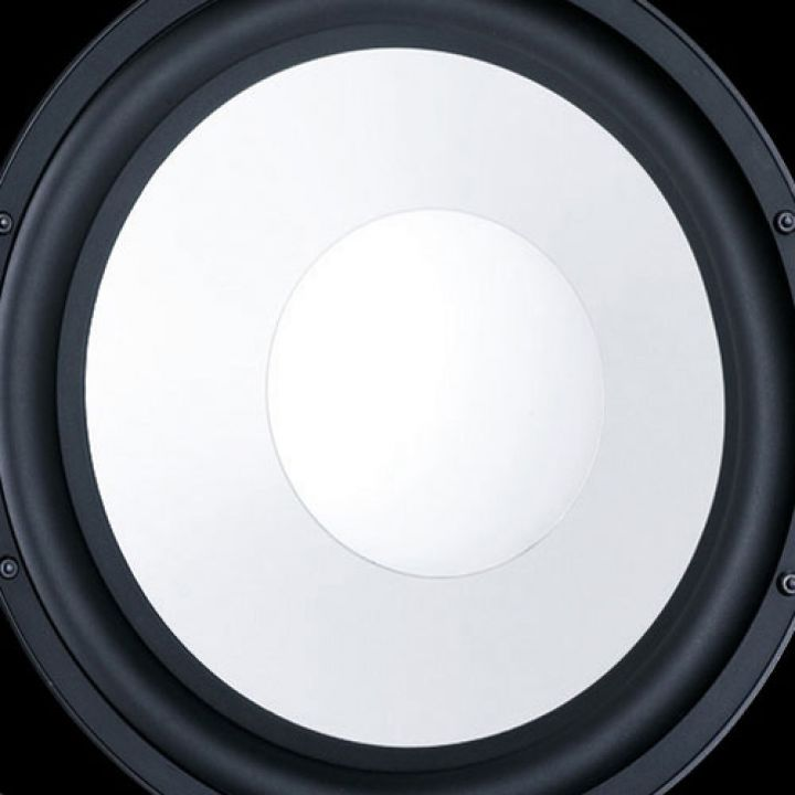 Monitor Audio Radius One (LCR) - ccam bass drivers