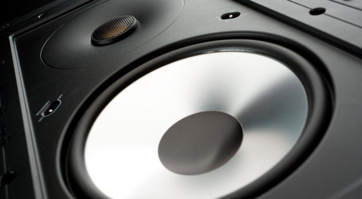 Monitor Audio CP-WT260 In-Wall Speaker - cp wt260 closeup tech