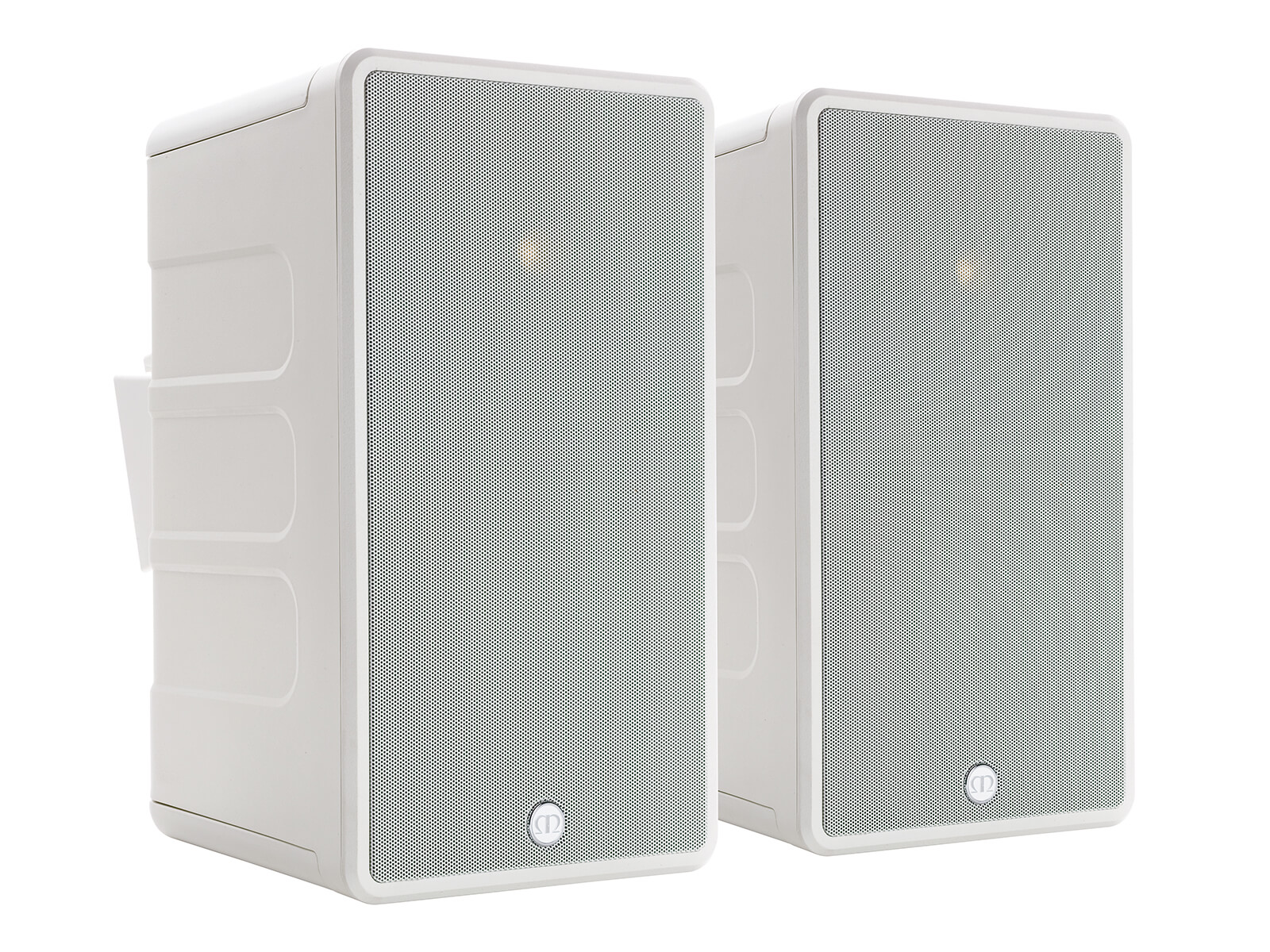 Climate 80 on-wall speakers.