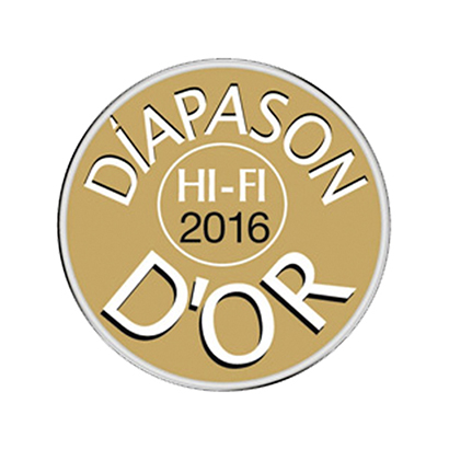 Image for product award - Bronze 5 award: Diapason d'Or 2016