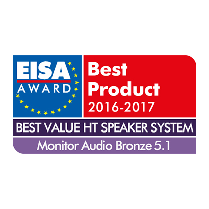 Bronze 5.1 System Wins EISA Award