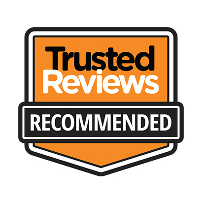 Image for product award - Gold 200 review: Trusted Reviews 'Recommended'
