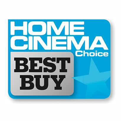 Image for product award - Bronze AV review: Home Cinema Choice 'Best Buy'