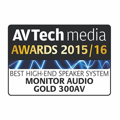 Image for product award - Gold 300 award: AVTech Media Award