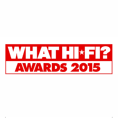 Image for product award - 2015 What Hi-Fi? Awards