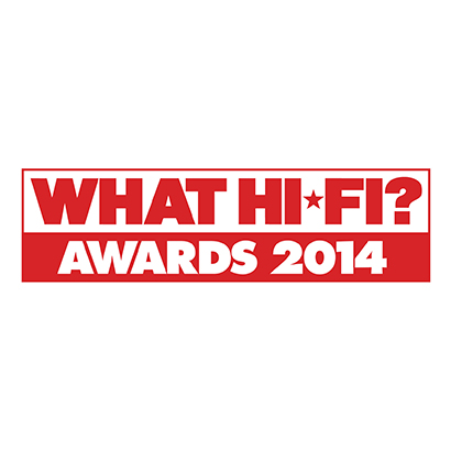 Image for product award - Radius award: What Hi-Fi? award