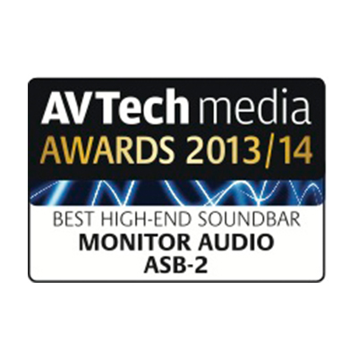 Image for product award - ASB-2 award: AVTech Awards 2013/14