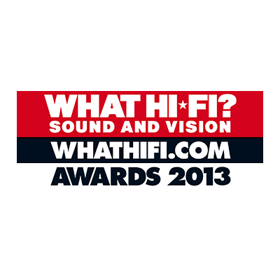 Image for product award - Engineering And Style Seduce What Hi-Fi? 2013 Award Judges