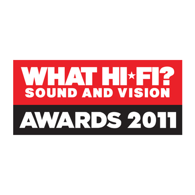 Image for product award - What Hi-Fi? Awards 2011