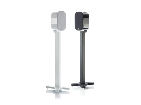 Apex A10 dedicated speaker stands.