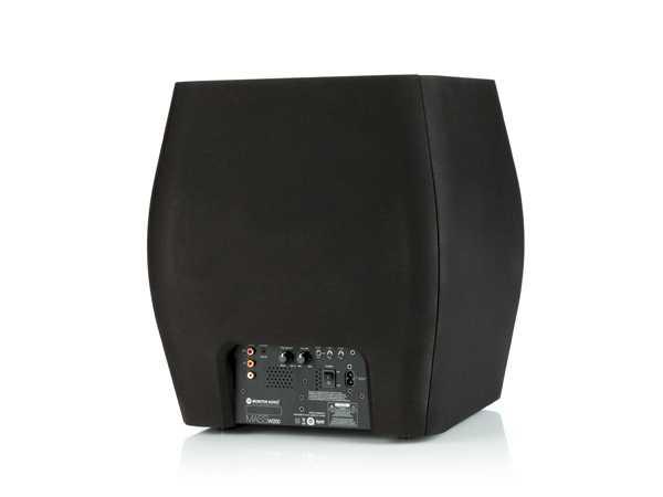 mass  subwoofer monitor audio